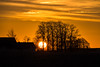 Silhouettes (Infomastern) Tags: norraåby söderslätt cloud countryside landsbygd landscape landskap sky soluppgång sunrise exif:model=canoneos760d geocountry camera:make=canon exif:isospeed=100 camera:model=canoneos760d geostate geocity geolocation exif:lens=efs18200mmf3556is exif:aperture=ƒ80 exif:focallength=178mm exif:make=canon