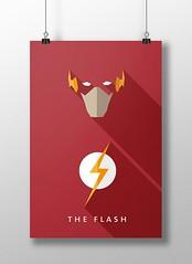 The Flash (marciorodgs) Tags: flash theflash universo marvel dc liga justiça pôster cartaz cartazes design plano ilustração ilustrações desenho desenhos comics quadrinho quadrinhos super herói heróis vilão vilões xmen pôsteres