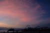 Sunset at Santa Monica Pier (henrydowling) Tags: monica santa santamonica losangles la santamonicapier beach veniceboardwalk santamonicabeach california sunset dusk ocean pacific america usa outdoors city nature