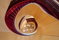 Spiral Stair. Theatre Royal Glasgow (malcolmmartin1211) Tags: