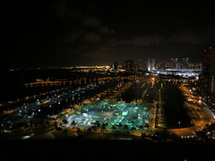 NIght View from Hilton Hawaiian (jcsullivan24) Tags: waikikibeach oahu hawaii hilton