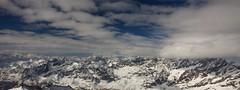 Matterhorn Glacier Paradise (6) (José Rambaud) Tags: matterhorn cervino cervin panorama montblanc grandcombin grandmorasses alpes alpen alpi alps montañas mountains snow nieve snowcapped peaks travel airelibre montagnes landscape paysage paisaje paisagem