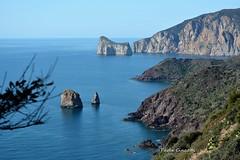 DSC_5127 (paolacincotti) Tags: allaperto mare sea scogli rocce costa panorami landscapes seascape nebida pan di zucchero sardegna