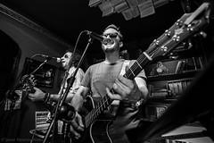 Rafa Vergara + Javi Robledo @ Antiquary, Rota (Javier Palacios Prieto) Tags: concert music live tokina 11mm guitar microphone stage