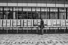 Newseum (Phil Roeder) Tags: washingtondc newseum museum blackandwhite leica leicax2 newspapers