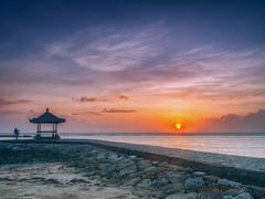 bali (sandilesmana28) Tags: sunrise bali island sanur