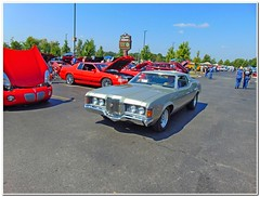 Blast to the Past (Snapshots by JD) Tags: show mercury cougar