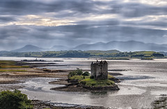 Castle Stalker , Appin Argyll and Bute (thomascollins1) Tags: platinumheartaward greatestphotographers