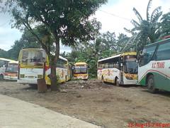BCB Transport Garage (PBPA Hari ng Sablay ) Tags: bus pub philippines surplus busgarage isuzu stamaria kbus airconbus pbpa actrans camanava cityoperation daewoobh115 koyobusbody bcbtransport philippinebusphotographersassociation