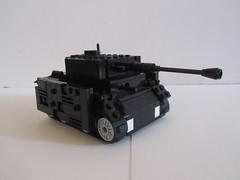 Pz IV H (Angle view) (connor_hemminger) Tags: tank lego iv pz legotank pziv pzivh