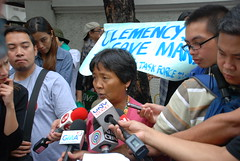 20150710-Protest for Mary Jane-069 (Lennon Ying-Dah Wong) Tags: mj philippines protest manila dfa pressconference departmentofforeignaffairs thephilippines       mjv  maryjaneveloso