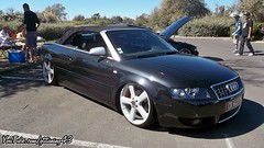 AUDI A4 CABRIOLET (gti-tuning-43) Tags: auto cars festival automobile expo meeting convertible voiture event cap modified motor gti a4 audi tuning sud modded agde cabriolet tuned 2015 show meeting tuning tuning
