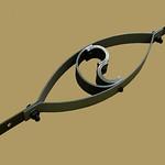 鋼製制振ブレースの写真