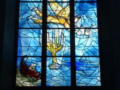 Marc Chagall (SebastianBerlin) Tags: church germany chagall mainz stainedglasswindow rheinlandpfalz churchwindow marcchagall 2015 kirchenfenster ststephan