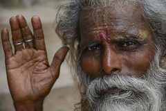 The Lone Sadhu (viaggionelmondo) Tags: world street camera old travel portrait people india man travelling beautiful look composition river lens asian photography photo reflex cool nice fantastic eyes nikon asia flickr photographer hand shot image retrato indian awesome religion praying great reporter streetphotography monk oldman visit traveller adventure holy worldwide stunning varanasi nikkor dslr capture visiting hindu discovery ritratto hindi masterpiece ganga sadhu reportage ganges discover dx benares uttarpradesh d7100 indiansadhu simplysuperb nikonflickraward flickrunitedwinner flickrunitedaward nikond7100