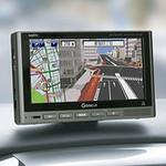 ポータブルナビゲーションシステムの写真
