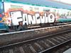 fanculo (en-ri) Tags: yoga train writing torino graffiti 15 xv mira rosso bianco nero 2015 fanculo clito