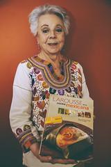Alicia Gironella, writer of the book 'Larousse de la Cocina Mexicana' (-Desde 1989-) Tags: food teotihuacan diegorivera palacionacional garibaldi pujol biko nicos mercadodesanjuan tenampa visitmexico 50best merotoro azulhistorico mesaamérica mesareconda