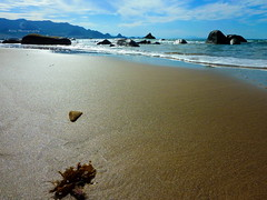 Plage Andrew (Naim H) Tags: sun lumix playa s panasonic plage algérie jijel tz7