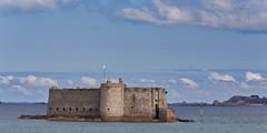 Chteau du taureau (Papyricko) Tags: fort ile bretagne breizh phare morlaix finistre carantec pennarbed chteaudutaureau ilelout