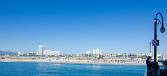 Santa Monica Pier (Chaminda.A) Tags: california pier unitedstates santamonica socal beaches eastcoast tokina1116mm28 nikond7000