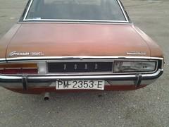 Derelict 1971 Ford Granada 3.0 GXL Auto (Mallorca's classic cars) Tags: 3 ford granada automatic 3000 v6 mk1 gxl