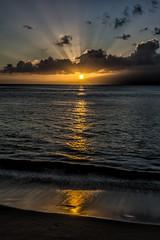 Blue Hour Sunset @ Napili Bay - Stage 3 (<e.cel8>) Tags: sunset hawaii maui napili