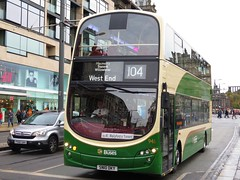 Lothian Country Buses 946 (SN10DKY) - 24-10-15 (peter_b2008) Tags: buses volvo edinburgh transport wright coaches lothianbuses 946 buspictures b9tl eclipsegemini2 sn10dky lothiancountrybuses