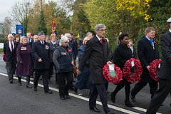 Remembrance 2015-3 (parkysan) Tags: kids army force air navy parade scouts cubs remembrance brownies services forces armed burghfield