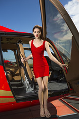 Microflite Fashion shoot_7-10-15_ (8) (Andrewhg photo) Tags: blue red sky fashion clouds canon way photography gold high airport model dress mark taxi aircraft aviation air iii side tail wing australia melbourne victoria class helicopter airbus 17 5d 40 blade mm helicopters b4 130 1740mm skids rotary eurocopter rmit t2 rotor highclass ec oceania taxiway moorabbin ec130 airside microflite b4t2