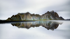 vesturhorn (FredConcha) Tags: mountain nature landscape iceland islandia lee reflexo 1635 fredconcha vesturhornmountain
