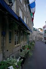 Uliczki starego miasta | Old Quebec