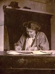 Emmeline Pethick Lawrence, c.1908.