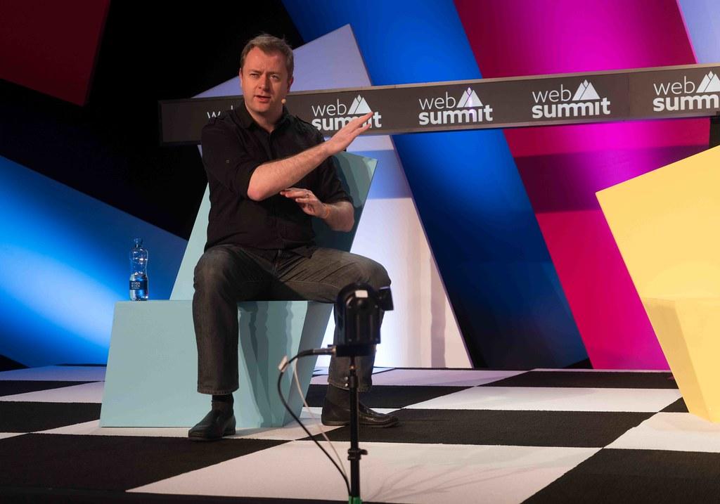 WEB SUMMIT 2015 IN DUBLIN [DAY ONE]-109736
