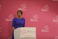 Tsitsi Masiyiwa, Founder and Co-chair, Higherlife Foundation