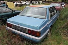 Holden Camira JE Vacationer (jeremyg3030) Tags: cars abandoned yard je holden wrecking wreckers cooma flynns vacationer camira