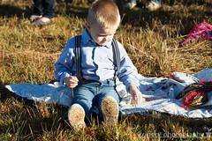 Picnic (karin8700) Tags: grass nikon toddler picnic son blanket suspenders d7100