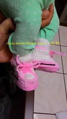 DURU'nun conversleri (7) (rgantam) Tags: babybooties rg bebekpatii bebekrgleri knittingconvers rgconvers bebekpatikleri durununcicileri elemeihandmade