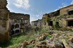 Poggioreale, Sicily,  October 2015 552 (tango-) Tags: italien italy earthquake italia italie sicilia belice terremoto sizilien sicilie