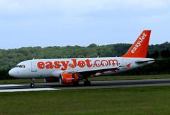 Photo of G-EZAO Airbus A.319-111 easyJet, Bristol Lulsgate, Somerset