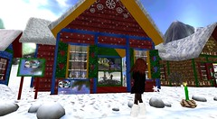 Winter Dream Market Rose your Life (rosabellarosesl) Tags: winter advent market dream hunt gatcha slphoto