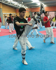 Taekwondo | Mex VS Korea | IPN-DF-EDOMEX (LuisOnofreMX) Tags: mexico korea taekwondo com adidas tkd golpe patada conade comiteolimpicomexicano selecciondemexico comiteolimpico lomx