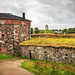 Fortress Walls on Suomenlinna