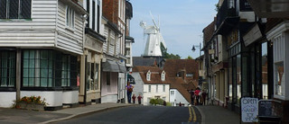 A View of the Union Windmill from Stone Street