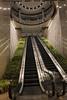 L1010722 Escalator Composition (idunavision) Tags: hongkong night nachtaufnahmen light lichter illumination leica exchangesquare rain typhoon taifun regen water wasser spiegelungen reflection architecture architektur city stadt