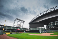 Walk The Walk (seango) Tags: usa pnw pacificnorthwest pacific northwest nikon d600 seango travel photography travels tourism getaway trip vacation 2016 october seattle washington wa mariners mlb baseball stadium safeco field safecofield park ballpark retractable roof
