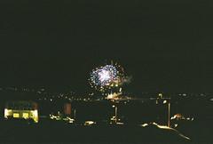 (Pentastar In The Style Of Demons) Tags: canon ftb fd kodak colorplus night landscape fireworks winter asiago
