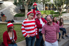 1612 Where's Waldo flashmob4 (nooccar) Tags: dtphx 1612 improvaz dec2016 nooccar cityscape devonchristopheradams whereswaldo contactmeforusage devoncadams dontstealart flashmob photobydevonchristopheradams