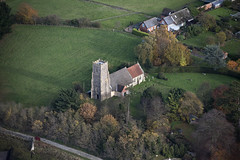 St Botolph Church in Iken next to the River Alde in Suffolk - aerial (John D F) Tags: stbotolph iken suffolk aerial church riveralde aerialphotography aerialimage aerialphotograph aerialimagesuk aerialview britainfromabove britainfromtheair droneview viewfromplane hirez hires highresolution
