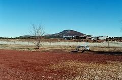 rest area (Mr. Bizi) Tags: nikon fm2n nikkor 24mmf28ai color c41 az arizona usofa usa